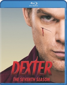 Dexter Seventh Season blu art