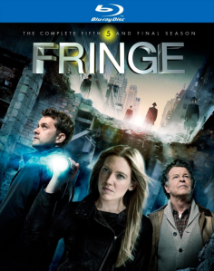 Fringe S5 blu art