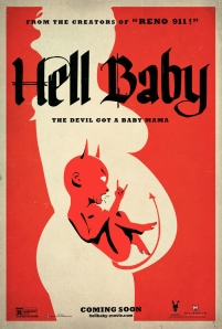 Hell Baby poster