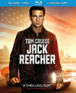 Jack Reacher blu art