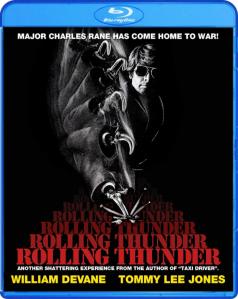 Rolling Thunder blu art