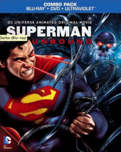 Superman Unbound blu art