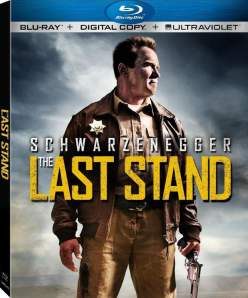 The Last Stand blu art