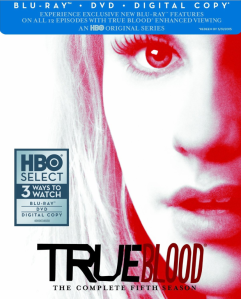True Blood Season 5 blu art