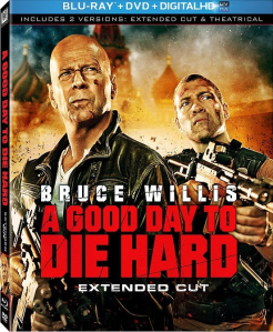 A Good Day to Die Hard blu art