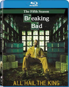 Breaking Bad S5 blu art