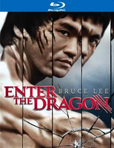 Enter the Dragon blu art
