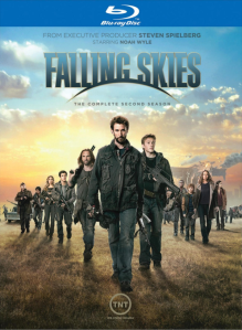Falling Skies S2 blu art