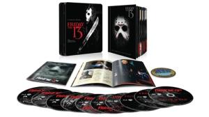 Friday the 13th box set