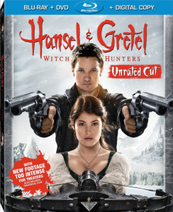 Hansel & Gretel blu art
