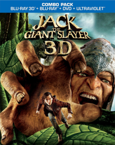 Jack the Giant Slayer 3d blu art