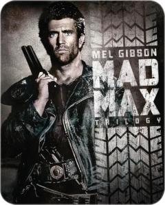 Mad Max blu art