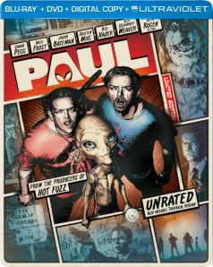 Paul Limited Steelbook blu art