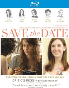Save the Date blu art