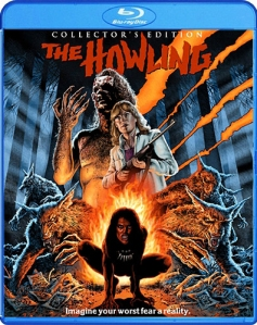 The Howling blu art