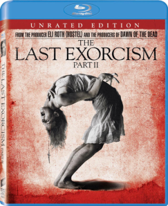 The Last Exorcism Part II blu art