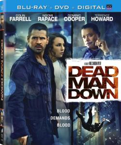 Dead Man Down blu art