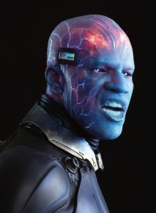 Electro from Amazing Spider-Man 2