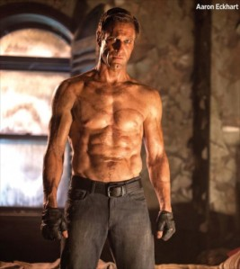 I Frankenstein first still