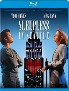 Sleepless in Seattle blu art