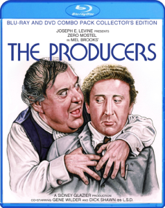 The Producers blu art
