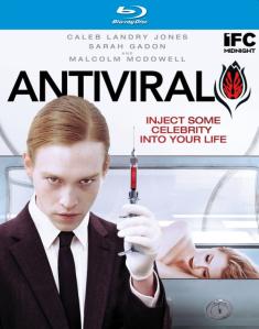 Antiviral blu art