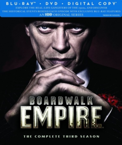 Boardwalk Empire S3 blu art