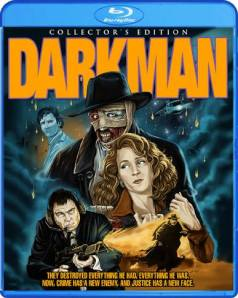 Darkman from Scream Factory bluray