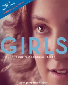 Girls Season 2 blu art