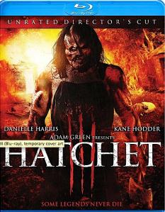 Hatchet III blu art