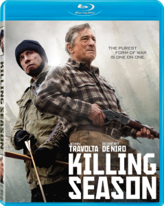 Killing Season blu art