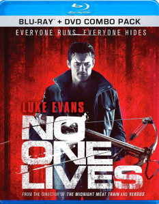 No One Lives blu art