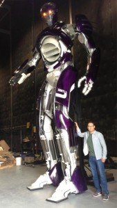 Sentinel from Xmen Days of Future Past
