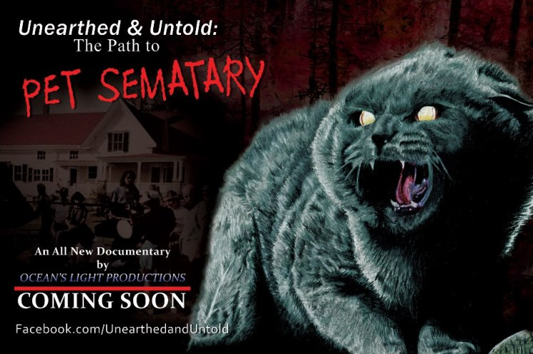 Unearthed and Untold Pet Sematary documentary