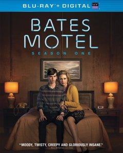 Bates Motel S1 blu art