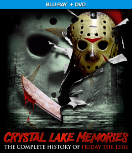 Crystal Lake Memories blu art