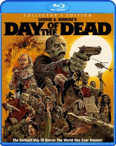 Day of the Dead blu art