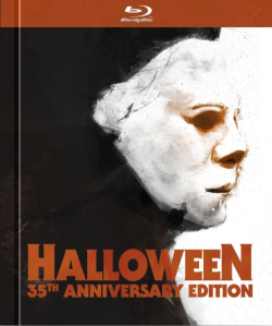 Halloween 35th Anniversary blu art