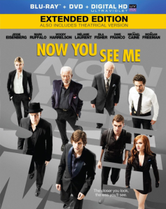 Now You See Me blu art