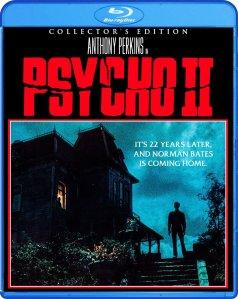 Psycho II blu art