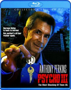 Psycho III blu art