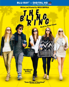 The Bling Ring blu art
