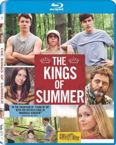 The Kings of Summer blu art