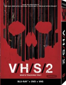 VHS 2 blu art
