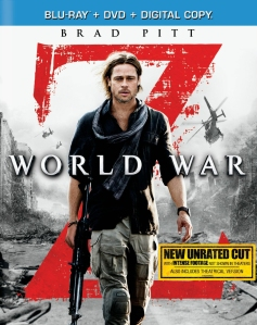 World War Z blu art