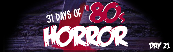 31 Days of Horror Day 21 banner