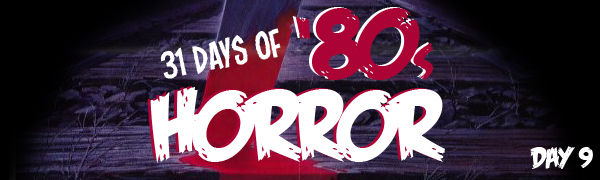 31 Days of Horror Day 9 banner