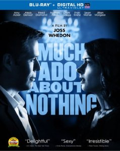Much Ado About Nothing blu art