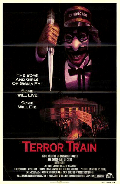 Terror Train movie poster