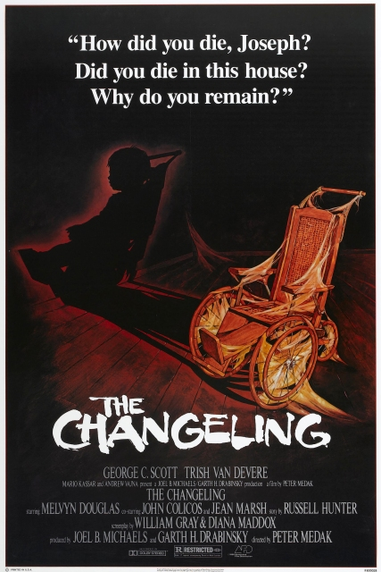 The Changeling movie poster